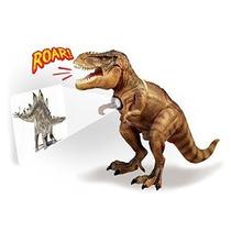 Toy Dinosaur - Dinosaurio Guardia / Sensor De Movimiento - P