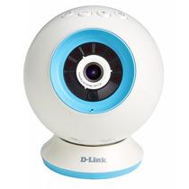 Camara Wifi Para Bebes Monitor Ip Babycam Dlink Android, Ios