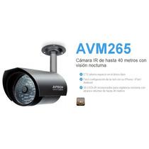 Camra Ip Avtech Resolucion D1 56 Leds Ir Avm265 Hm4