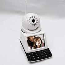 Camara Ip Para Videoconferencia Y Monitoreo Sim Propia Xaris