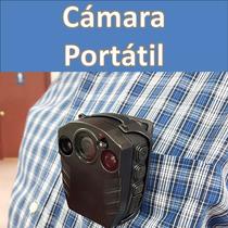Cámara Portátil Full Hd, 32gb Para Seguridad Wow!!!!
