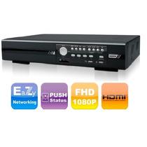 Avtech Dg1004 -dvr 4 Canales Hibrido Hdtvi/analogico/1080p