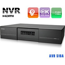 Grabador Avtech Avh516a-nvr 16 Canales Video Hdmi / Audio