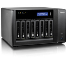 Nvr Standalone Dual Core I3 Qnap Vs8148pro+ - Linux 48 +c+