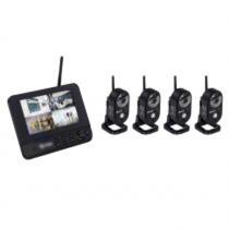 Grabador De Video Digital (dvr) Inalámbrico, Con Monitoreo A
