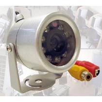 Mini Camara A Color Para Circuito Cerrado Con Tecnologia Ccd