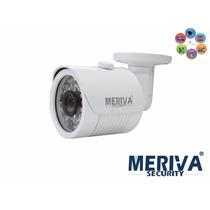 Camara De Seguridad Cctv Tipo Bala 1.3 Mp Alta Definicion