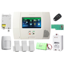 P4 Honeywell Lynx Touch L5200 Security Alarm Kit With Gsmvl