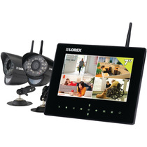 Tb Lorex Lw2732 Live Lcd Sd Recording Monitor