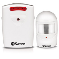 Swann Alarma De Movimiento Seguridad Luz Led Timbre