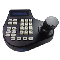 Joystick Controlador Para Ptz, 2 Ejes, Soporta 128 Cámaras