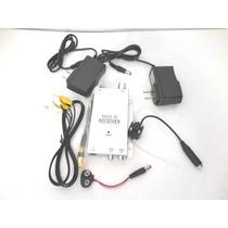 Camara Seguridad Espia Inalambrica 50m Cctv Receptor Mini