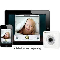 Monitor Para Bebé Inalámbrico Babyping Blanco