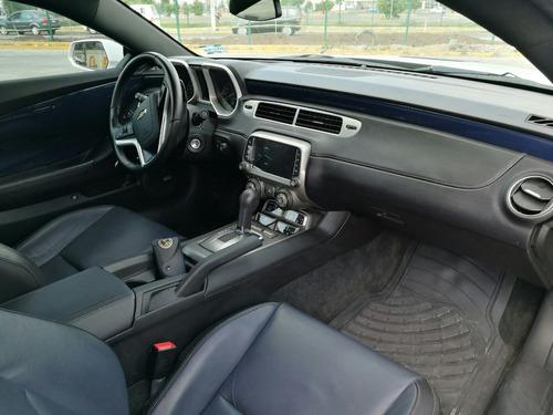 Chevrolet Camaro 2p Coupe Ss V8 6.2 Aut 2015