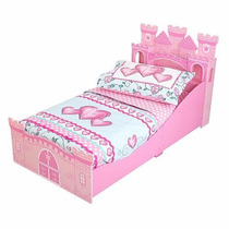 Cama Camita Infantil Castillo Princesa Kidkraft Recamara