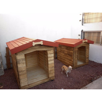 Casas De Madera Para Mascota (pet House) 80x100x100
