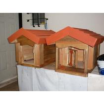 Casas De Madera. (pet House)