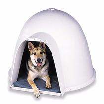 Casa Casita Para Perros Mascotas Petmate Dogloo Xt, Mediana