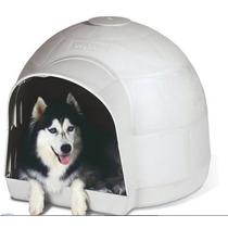 Casa Igloo Perro Grande Cachorros Doggloo Envio Gratis E4f