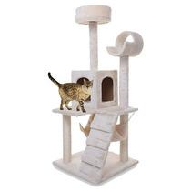Juego Casa Para Gato Mascota Masione