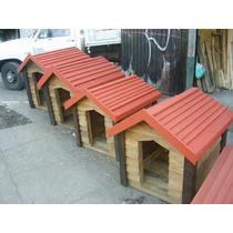 Casa Para Perro De Madera 90 X 80 De Super Lujo Bonitas Dpa