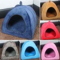 Casa Para Perro Cotton Soft Soft Dog Cat Camas Para Mascota