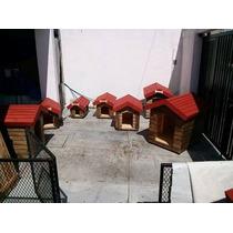 Casas De Madera Para Perro (pet House) 30 X 50 X 50