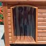 Puerta Para Casa Perro Outback Dog House Door Medio / Gr