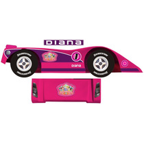 Cama Princesas Tipo Ferrari Para Niñas