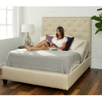 Base Ajustable Cama Electrica Reverie 5d Tamaño Queen Size