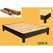 Base Matrimonial Armable Individual Queen Size King Size