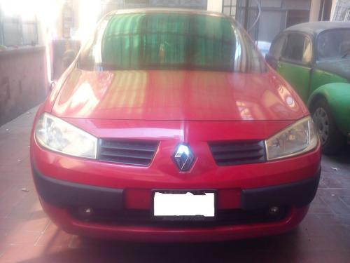 Cambio O Vendo Megane 2004 Sedan Spirit 91 X Ibiza 2007