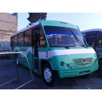 Autobus Mercedes Urbano 2004 Reco Mediano 37 Plastico Super