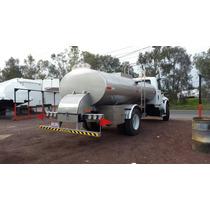 Tanque Pipa Para Agua Potable Tipo Pemex 10,000 Lts.