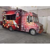 Food Truck Vanett Caja Cerrada