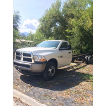 Dodge Ram 4000 2011 Chasis Cabina 22 Pies Con A/c