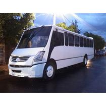 Autobus Zafiro Mercedes Urbano 39 Asientos Altos En Tela