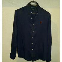 Camisa Polo Ralph Lauren Lino, Burberry, Zara, Armani