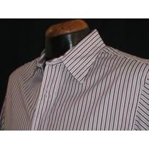 Camisa Rayas Marca Panino M/c Alg 100% Mod 5732-9 E-shop Ndd