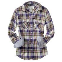 Camisa Manga Larga Aeropostal Dama Estilo 8625