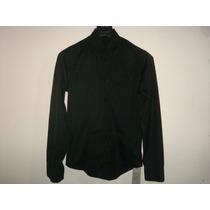 Dior Homme Camisa Talla 38 Chica Negro Nueva Original