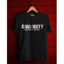 Camisetas Star Wars,black Ops 3,goku,superheroes Y Mas