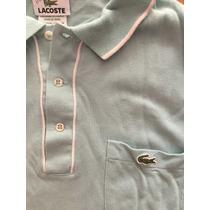 Polo Lacoste Original Color Menta Envio Gratis