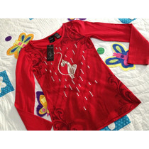 Baby Phat Blusa Para Niña