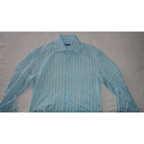 Camisa Nodus Talla 16 O L Seminueva Bugatch Etro Gcci Ganala