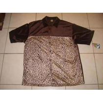 Camisa Inter State Animal Print Xl
