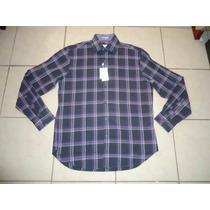 Camisa Bugatchi L Super Exclusivas