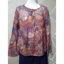 Limpia De Clóset Blusas Tipo Etnicas Hippie Desde $59.00