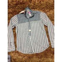 Camisa Para Caballero Hilfiger Denim,nueva Talla M 899$ Hm4