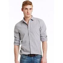 Camisa Ax Armani Exchange (cross Print) Large 100%original